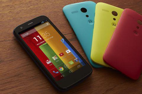 Le Motorola G disponible chez SFR à 169€
