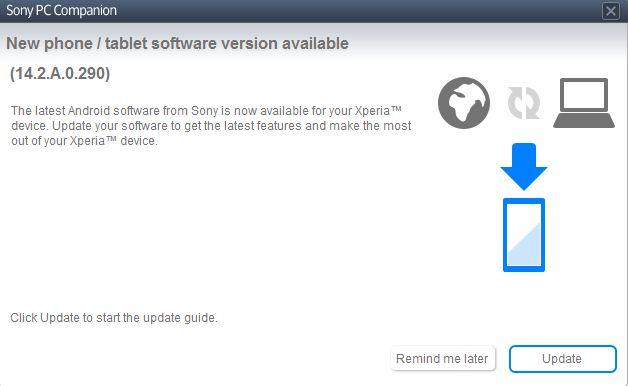 Android 4.3 en cours de déploiement pour les Xperia Z1 et Z Ultra