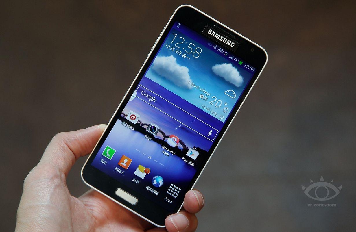Le Galaxy J, la mise à jour du Galaxy S4 dévoilée à Taiwan