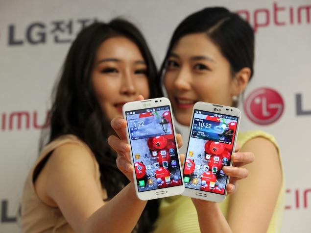 Le LG G Pro 2 présenté au Mobile World Congress