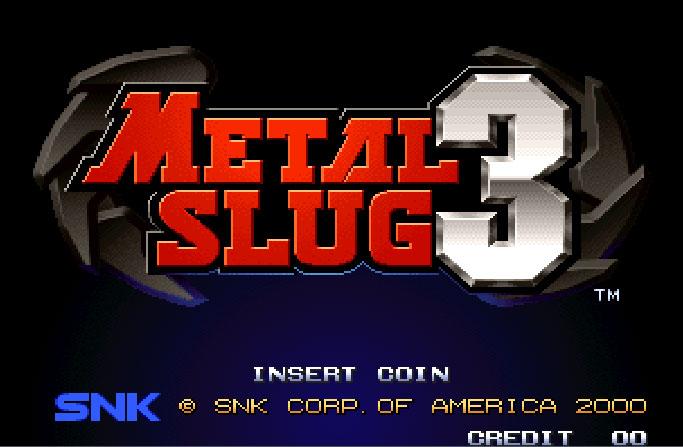 Une bêta pour Metal Slug 3