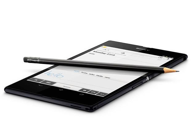 Une déclinaison du Xperia Z Ultra, en version uniquement Wifi