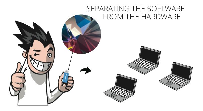 Keepod : projet pour réduire la fracture numérique