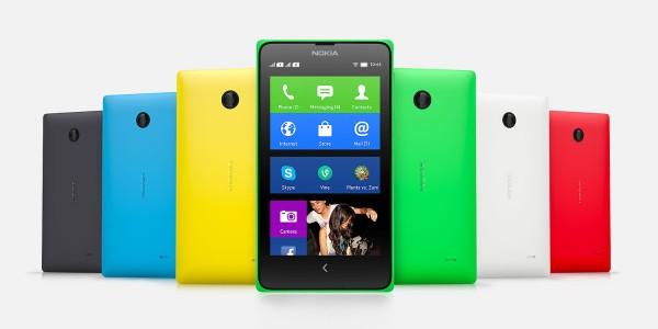 Le Nokia X disponible pour seulement 119€