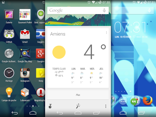 Installer Google Now Launcher sur votre smartphone Android