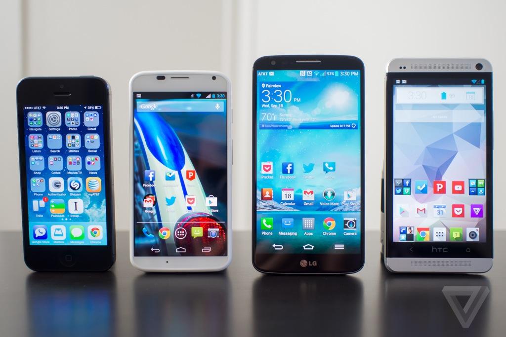 Est-ce que votre téléphone a les bords les plus fins ?