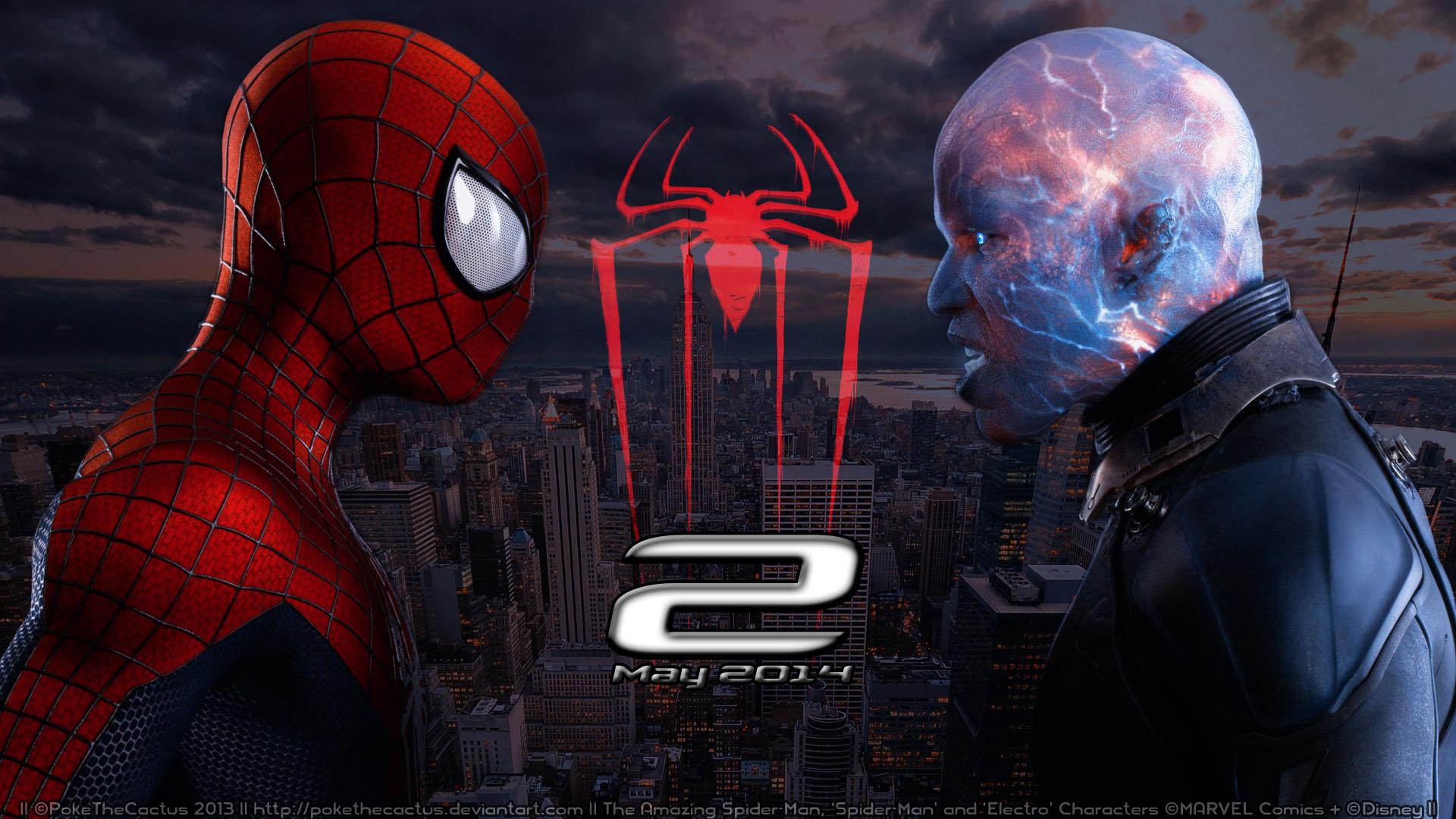 The Amazing Spiderman 2 : la bande-annonce