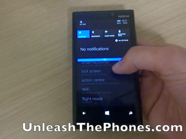 Une nouvelle vidéo pour Windows Phone 8.1 : le centre de notification