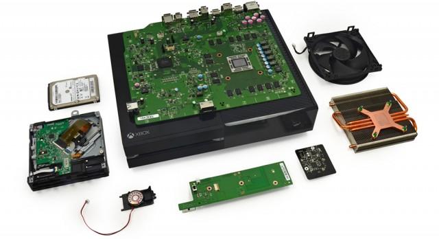 Une simple mise à jour pour permettre à la Xbox One de proposer les jeux en 1080p