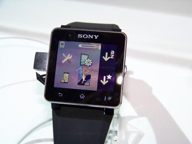 Une mise à jour importante arrive pour la Sony SmartWatch 2