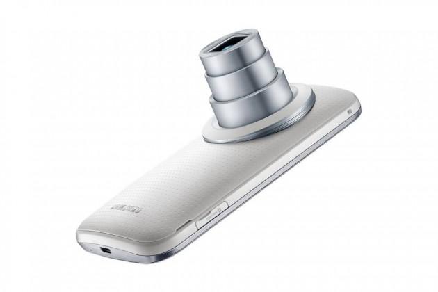 Le photophone Samsung Galaxy K Zoom dévoilé