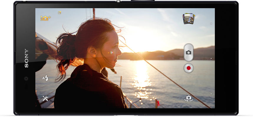 Le Sony Xperia Z Ultra à 249 aujourd'hui seulement