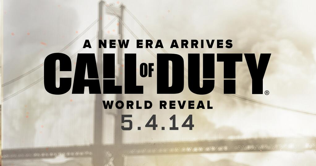 Le premier trailer du prochain Call of Duty : Advanced Warfare