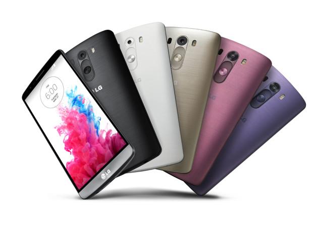 Le LG G3 officiellement annoncé