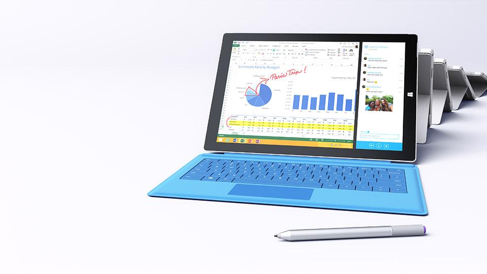 La Surface 3, le meilleur ordinateur nomade ?