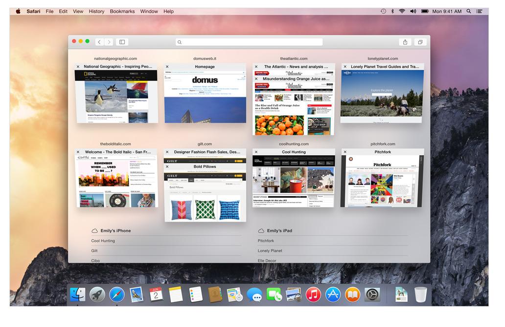 Mac OS 10.10 Yosemite, transformer son Mac à la sauce iOS 7