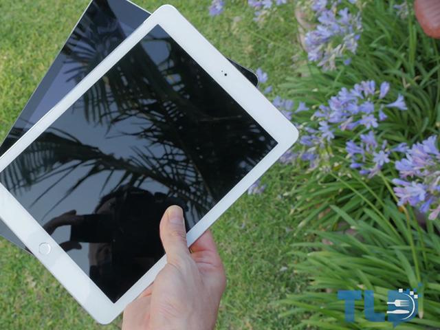 L'iPad Air 2 se compare en vidéo avec le modèle actuel