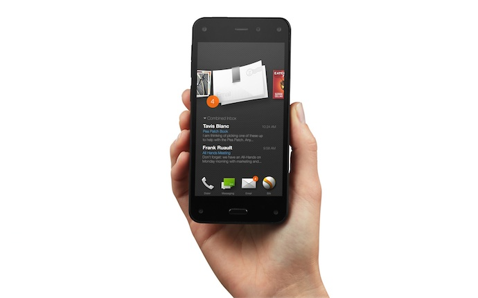 Fire Phone : Amazon propose son propre smartphone