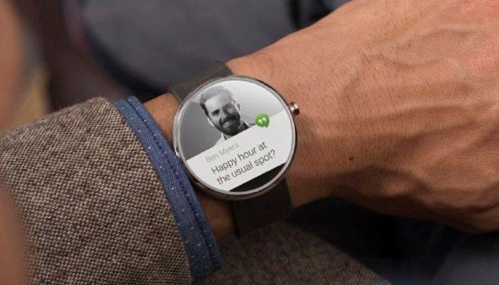La LG Watch et la Moto 360 ainsi que la Gear Live en vidéo