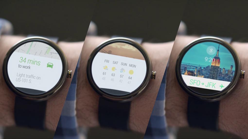 Qu'est-ce qu'un Android Wear ?