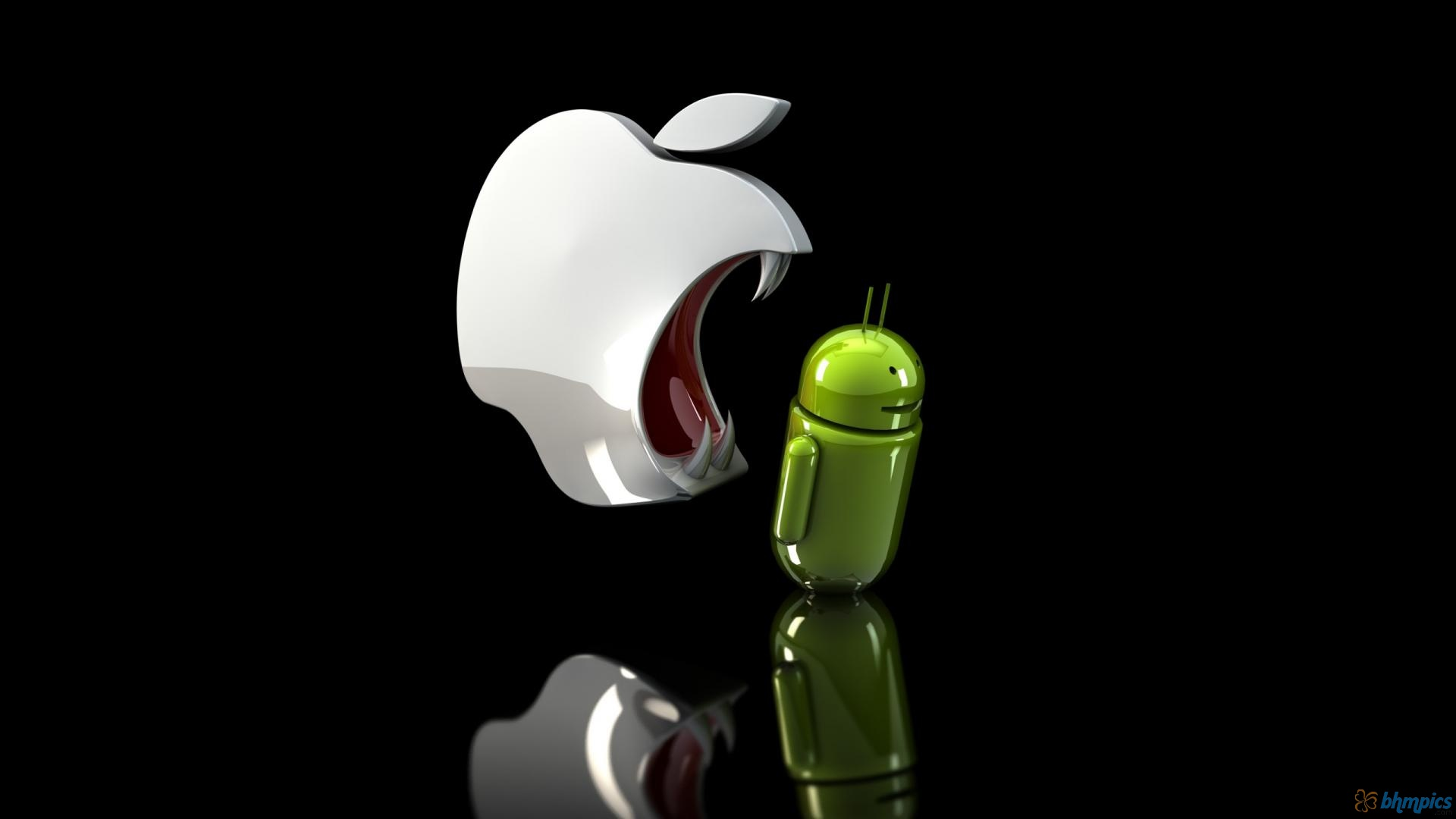 Comment les mobiles Android favorisent les ventes d'iPhone ?