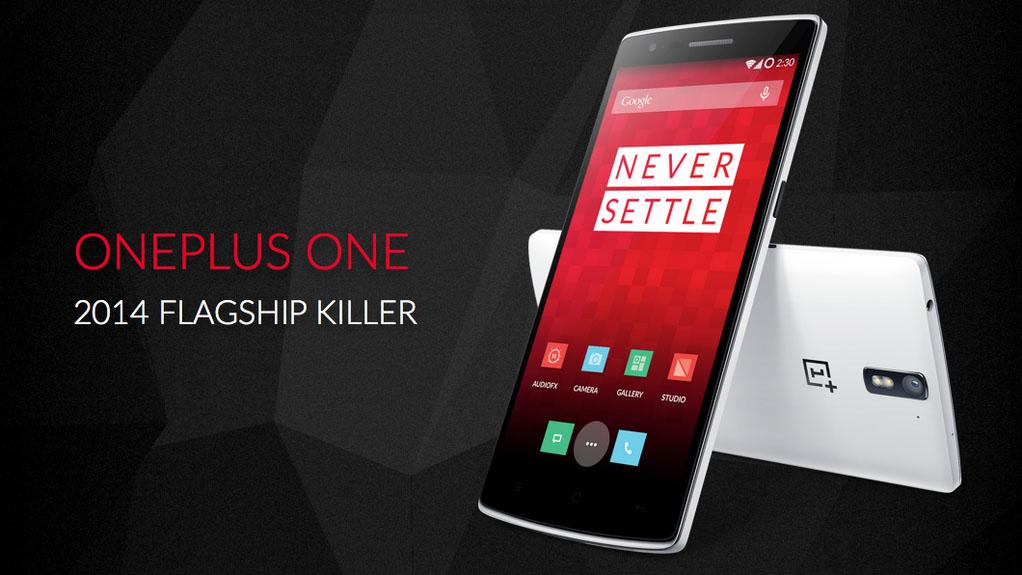Le OnePlus One semble résistant
