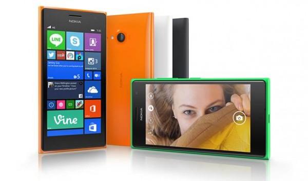 Lumia 735 : le smartphone sous Windows Phone dédié aux selfies