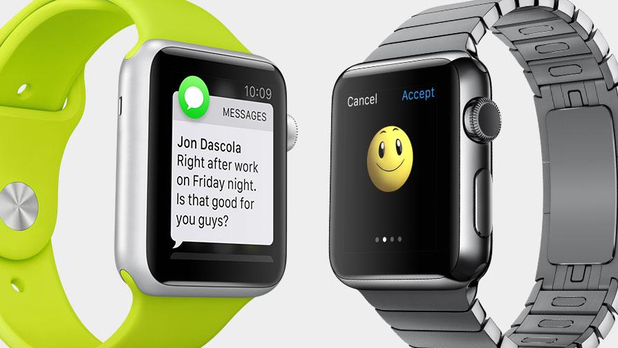 Une vidéo de présentation complète de l'Apple Watch