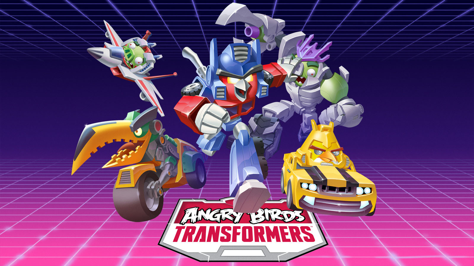 La bande-annonce d'Angry Birds Transformers