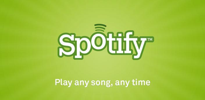 La version gratuite de Spotify financé par des vidéos