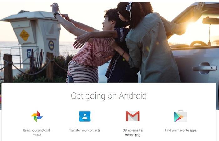 Passer d'iOS à Android, il y a un guide pour cela