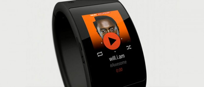 La montre connectée de will.i.am officielle