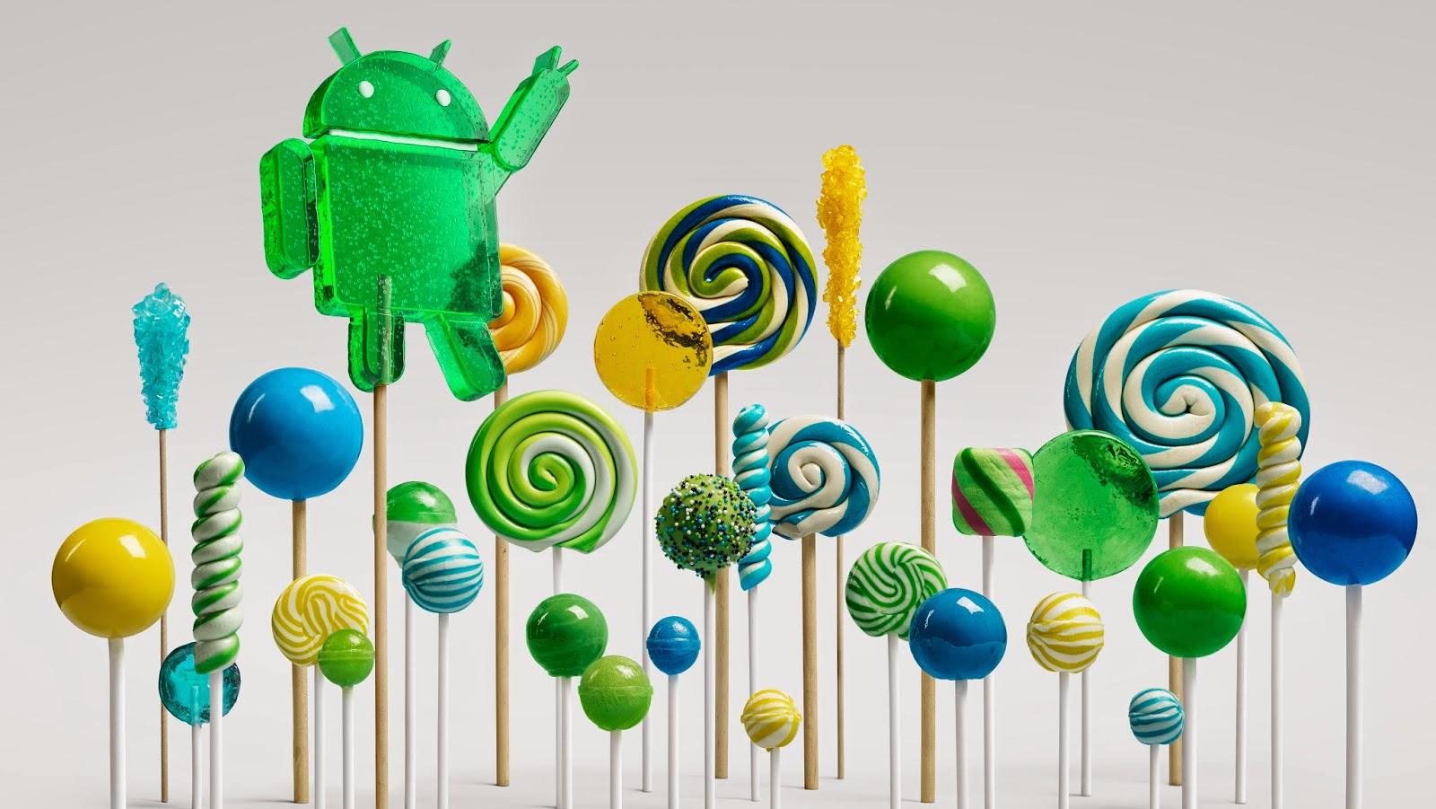 Quand est-ce que vous pourrez enfin avoir Android 5.0 sur votre smartphone ?