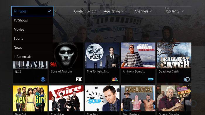 PlayStation Vue, le Netflix à la sauce Sony