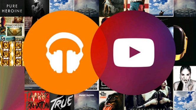YouTube Music Key : le concurrent de Spotify par Google