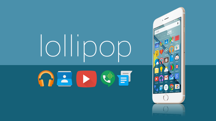 Installer Android Lollipop sur l'iPhone 6 et le 6 Plus