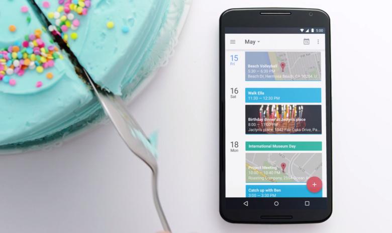 Installer dès maintenant l'agenda de Google sur votre smartphone Android