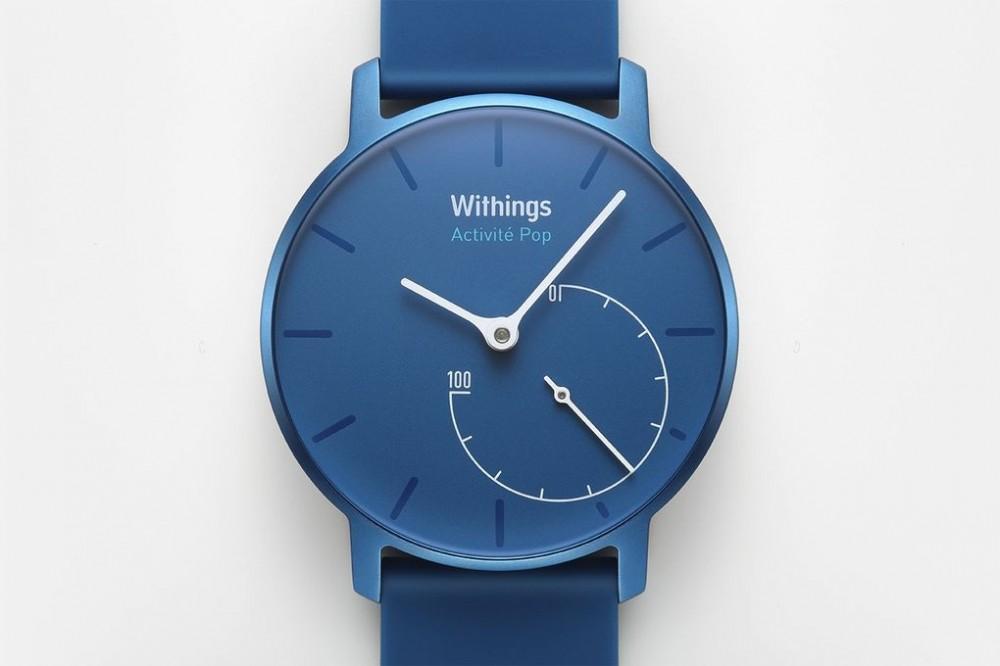 Activité Pop, la nouvelle montre connectée de Withings