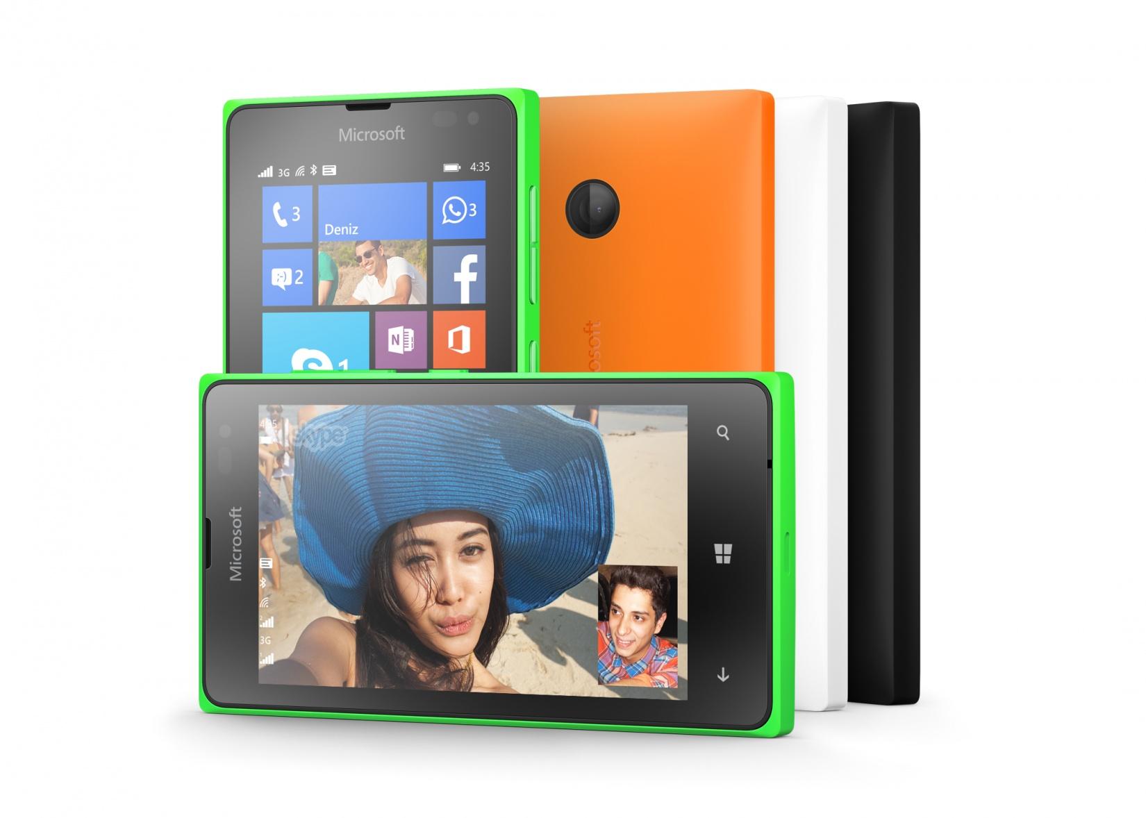 Deux nouveaux Windows Phone chez Microsoft pas chers : les Lumia 435 et 532