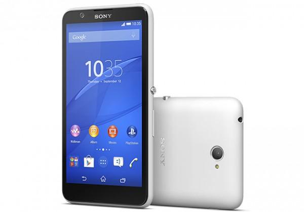 Le Sony Xperia E4G, la version européenne du Sony Xperia E4