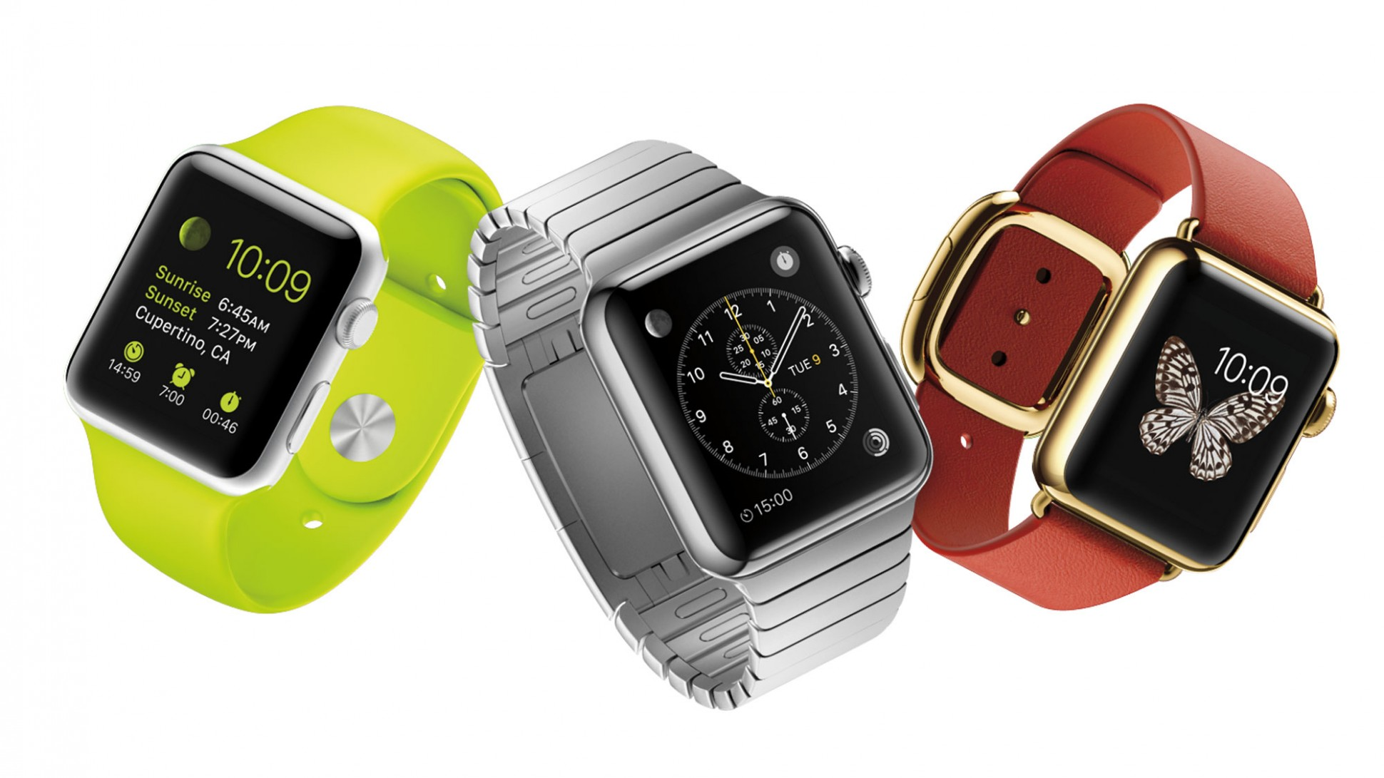 Serait-ce les prix de l'Apple Watch ?