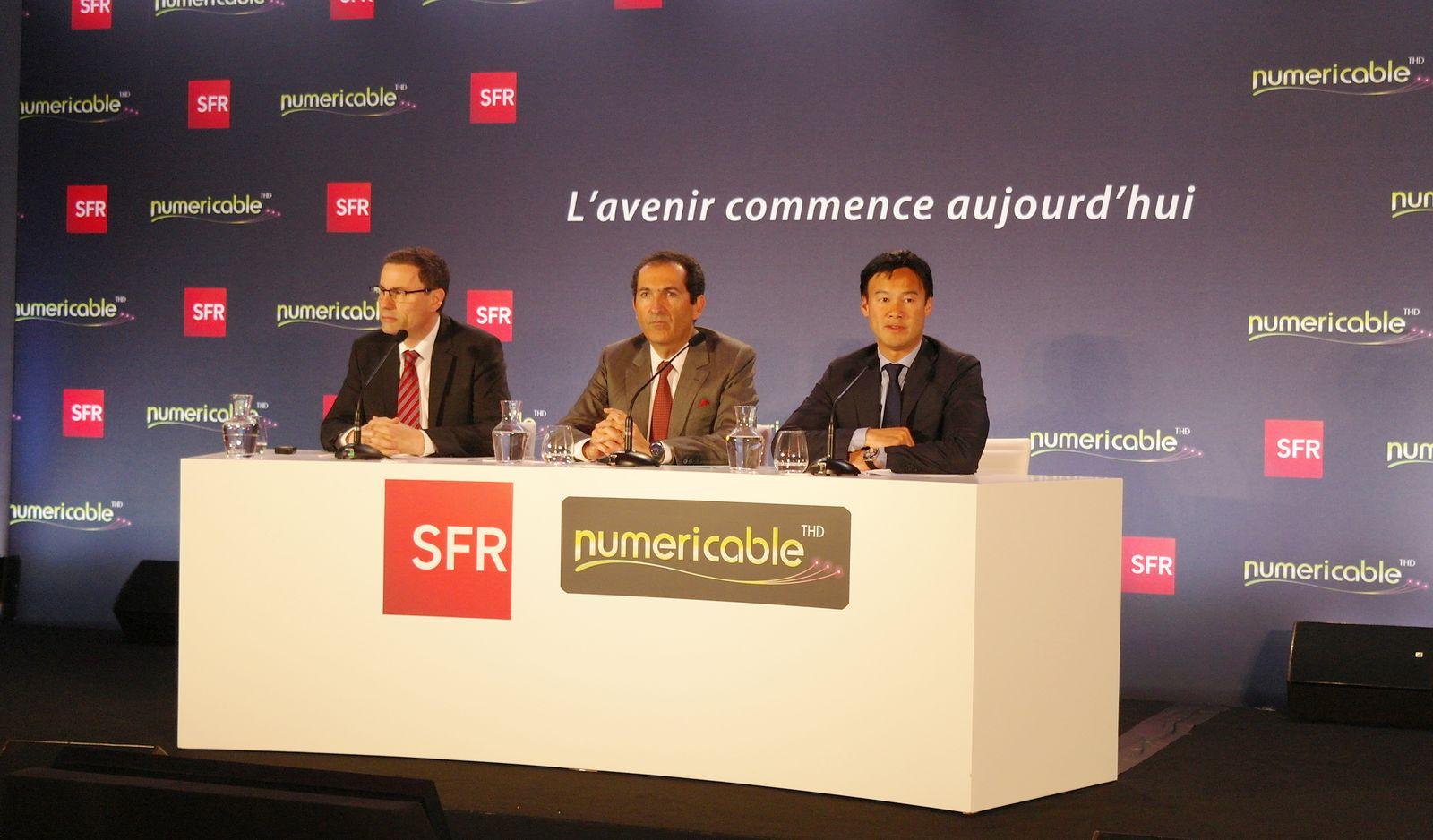 La future grille tarifaire de SFR