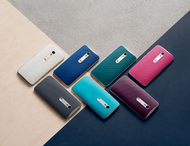Motorola sort 3 nouveaux smartphones : bon courage à la concurrence !