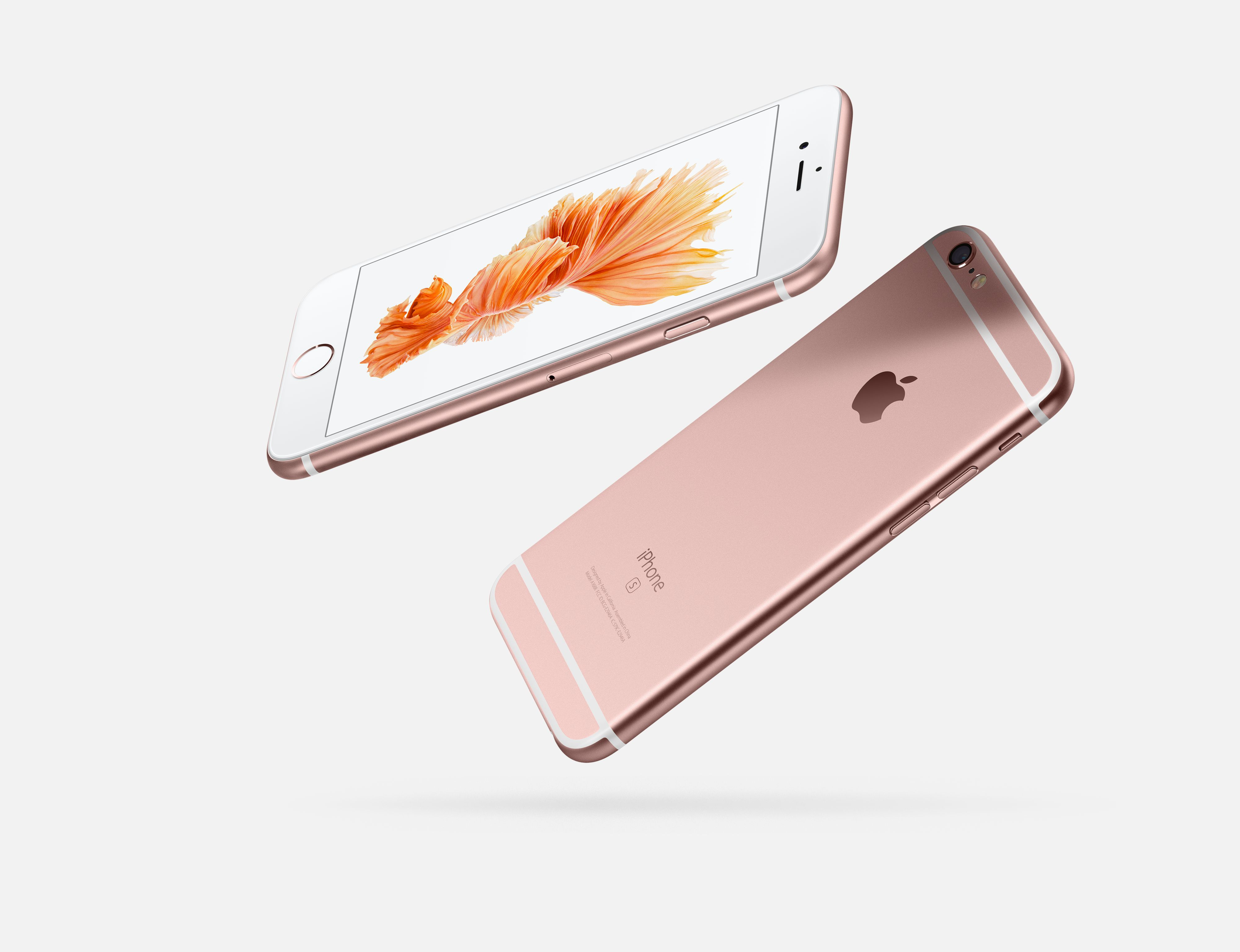L'iPhone 6s pour qui ?
