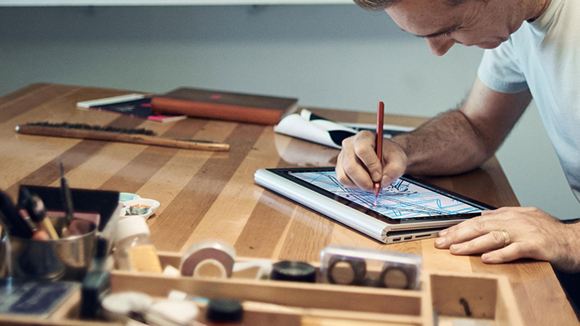La Surface Book, la surprise de Microsoft