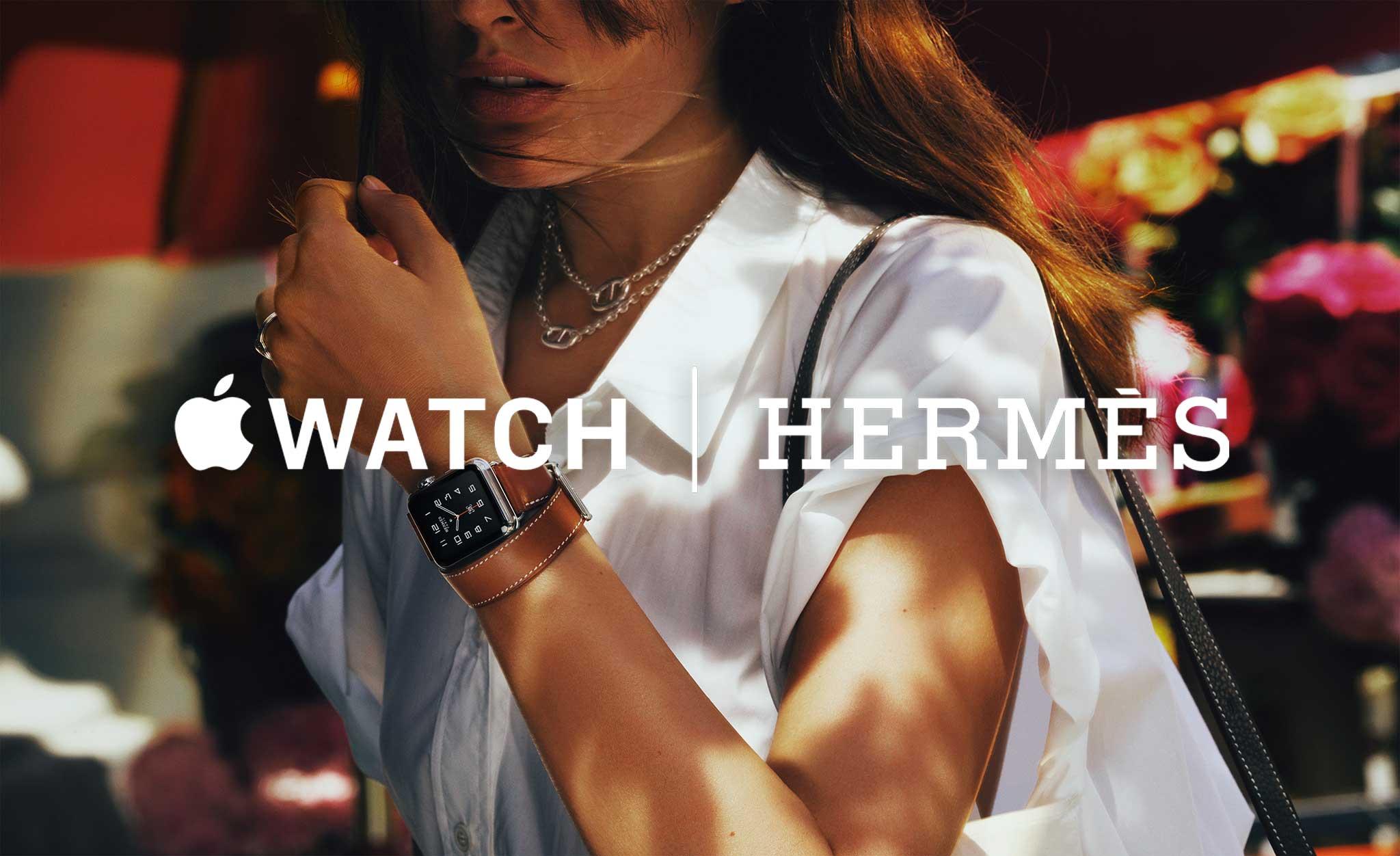 Vidéo de déballage de l'Apple Watch Hermès