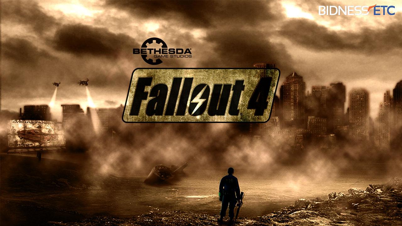 Les configurations recommandées pour Fallout 4 sur PC