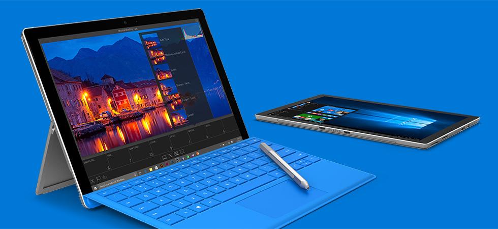 La Microsoft Surface Pro 4 est officielle