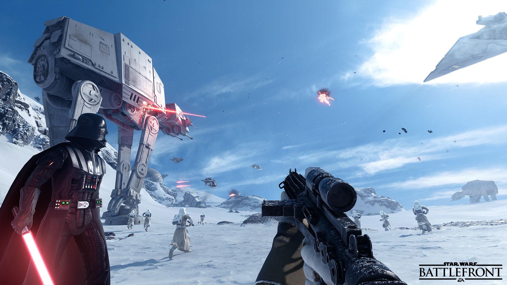 Mon avis sur la bêta de Star Wars Battlefront