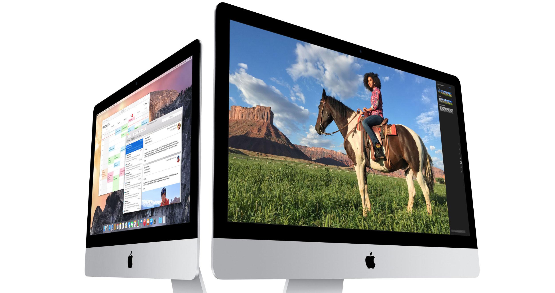 Un iMac 4K la semaine prochaine ?